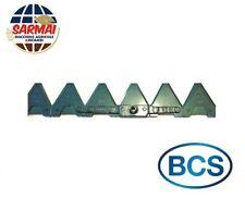 59020688 Lama barra falciante BCS 622 19 sezioni rigate originale
