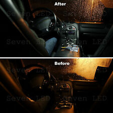 Mazda RX7 RX-7 FD3S LED Interior Bulb (Map Dome Trunk Glove License ) Kit