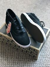 Vans Houston Womens Shoes Size  UK 3.5 In Black/Calypso