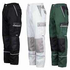 Arbeitshose Bundhose Malerhose Canvas Berufskleidung Schutzhose Arbeitskleidung