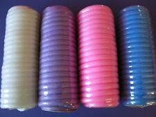 5034  Foam Bends w Wire Inside 7 Rolls of 10m Each LOT Sale Made in Belgium