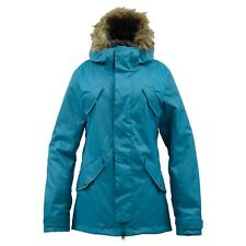 BURTON Women's MEMPHIS Snow Jacket - MeltWater - Large - NWT