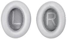 Silver Ear Cushion Kit Bose QuietComfort 35 QC35 Headphones Pads Cups