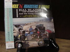 HAL BLAINE DUECE T'S ROADSTERS & DRUMS LIMITED RARE REPLICA OBI SEALED JAPANCD
