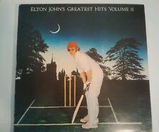 Elton John(Vinyl LP)Greatest Hits Vol II-UK-DJH 20520-DJM Record