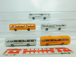 BO794-0,5 #5x wiking H0 / 1:87 Omnibus / Bus Mercedes-Benz / MB O 305,Very Good