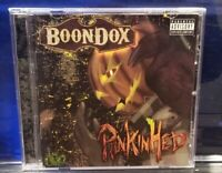 Boondox - PunkinHed CD insane clown posse twiztid psychopathic records rydas abk