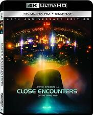 Close Encounters of the Third Kind (4K Ultra Hd) 40th Anniversary New Sealed