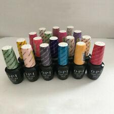 OPI Gelcolor All New Soak Off UV/LED Gel Polish Lacquer Base Top Coat 15ml 0.5oz