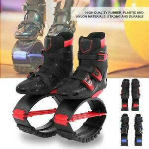 Kangoo Jumps Power Jumping Shoes Bounce Slimming Fitness Shoes Sneakers Adults
