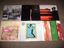STEELY DAN -LP LOT-BUY A THRILL-AJA-PRETZEL LOGIC-GOLD-HITS-GAUCHO-Rock-Jazz LPS
