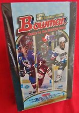 1999 BOWMAN Hockey FACTORY Sealed CHL Box Gomez Luongo Home of the ROOKIE Card