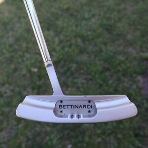 Bettinardi BB9 Milled RH Golf Putter Silver