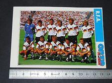 MANNSCHAFT BRD RFA FICHE ONZE MONDIAL COUPE MONDE FOOTBALL ITALIA 90 1990