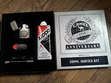 ZIPPO - CAMEL - SERVICE KIT - LIMITED 500   -  GREAT !!