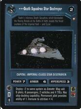 Death Squadron Star Destroyer  FOIL   Star Wars CCG REFLECTIONS  NM