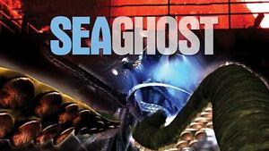 THE THING BELOW DVD AKA: Sea Ghost 2004 Billy Warlock, Kurt Max Runte DISC ONLY