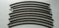 Triang R483 Double Curved Track Lengths x5  BM 12 T