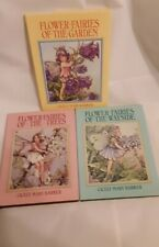 Cicely Mary Barker -Set Of 3 Fairy Collectible Books(1985)