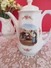 Lovely Vintage Continenal  Coffee Pot
