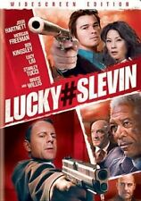 Lucky Number Slevin 0796019794817 With Bruce Willis DVD Region 1