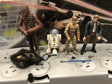 "Star Wars 3.75"" Cloud City Bespin Lot"