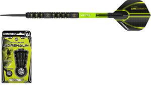WINMAU Steeldarts Michael van Gerwen MvG Adrenalin 90% Tungsten Darts - Dart Set