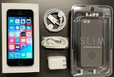 iPhone 5S Gray 16GB Factory Unlocked 4G LTE