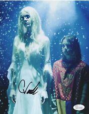 Chase Wright Vanek Autograph 8x10 Photo Halloween 2 Signed JSA COA