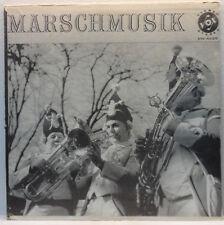 Musikkorps Des Wachbataillons Der Luftwaffe Berlin - Marschmusik LP Military