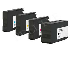 4 CARTUCCE PER HP 953 XL Officejet Pro 8725 8740 7740 All-in-One 7720 7730 BL