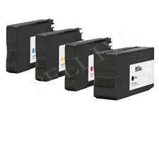 KIT 4 CARTUCCE PER HP 953 XL Officejet Pro 8210 8710 8715 8218 8718 8720 8730 BL