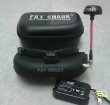 FatShark Attitude V3 FPV Goggles 5.8GHz Receiver Battery / RC Quadcopter Plane