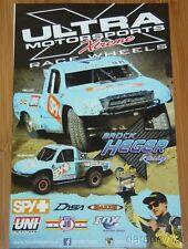 2014 Brock Heger Ultra Motorsports Pro Lite Loors Off Road postcard