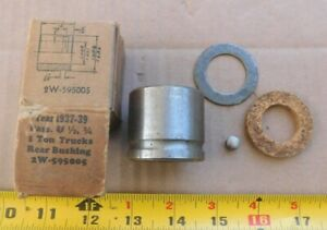 NEW PROPELLER SHAFT HOSUING REAR BEARING 1937-39 CHEVY CARS & COMMERCIAL