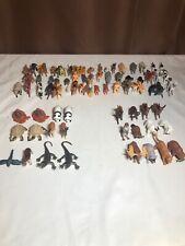 Safari LTD, K&M INT, And Made In China Miniature Animals Lot! See Description!