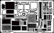 Eduard 1/35 T-26/BT2 etch for Mirage kits  # 35246