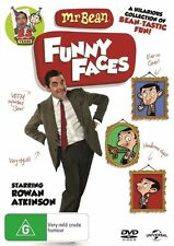 Mr. Bean - Funny Faces (DVD, 2015) NEW