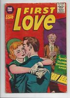 First Love Illustrated #67 Golden Age Romance
