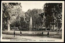 21 NUIT ST GEORGES   jardin de l'arquebuse     1941  (74)