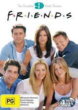 FRIENDS: THE COMPLETE 9TH SEASON - BRAND NEW & SEALED REG.4 DVD BOX SET (4-DISC)