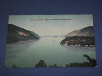 VINTAGE EARLY 1900S VIEW HUDSON RIVER  WEST POINT HOTEL    NEW YORK   POSTCARD