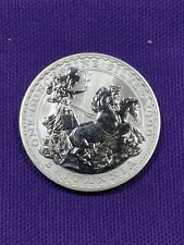 1999 Great Britain Silver Britannia 1 oz Silver Uncirculated Royal Mint