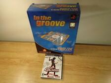 PS2 IN THE GROVE DANCE PAD CONTROLLER & DANCE REVOLUTION SUPERNOVA GAME NEW