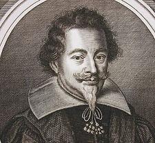 Portrait de Louis Lefèvre DE Caumartin par Boudon vers 1650 baron DE Saint-Port