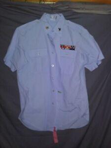 Vintage USCG Coast Guard Dress Uniform  Shirt  size 16 1/2