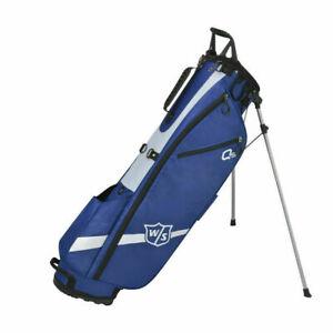 Wilson Staff Golftasche, Quiver Stand Bag, Mit 3 Fächern
