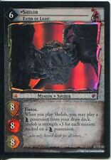 Lord Of The Rings CCG Foil Card SoG 8.R25 Shelob, Eater Of Light