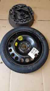 VAUXHALL ASTRA TWINTOP TURBO SPARE WHEEL AND TOOL JACK KIT MK5 H 2006