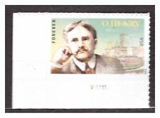 s32220) USA 2012 MNH** William Sydney Porter (O. Henry) 1v Plate number V1111